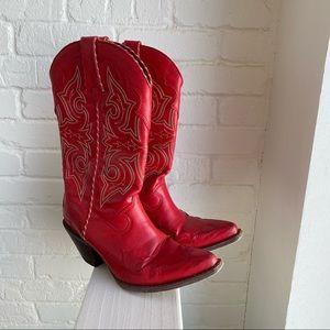Durango Western Boots Size 7